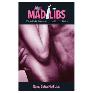 Adult Mad Libs: Kama Sutra - Price Stern Sloan