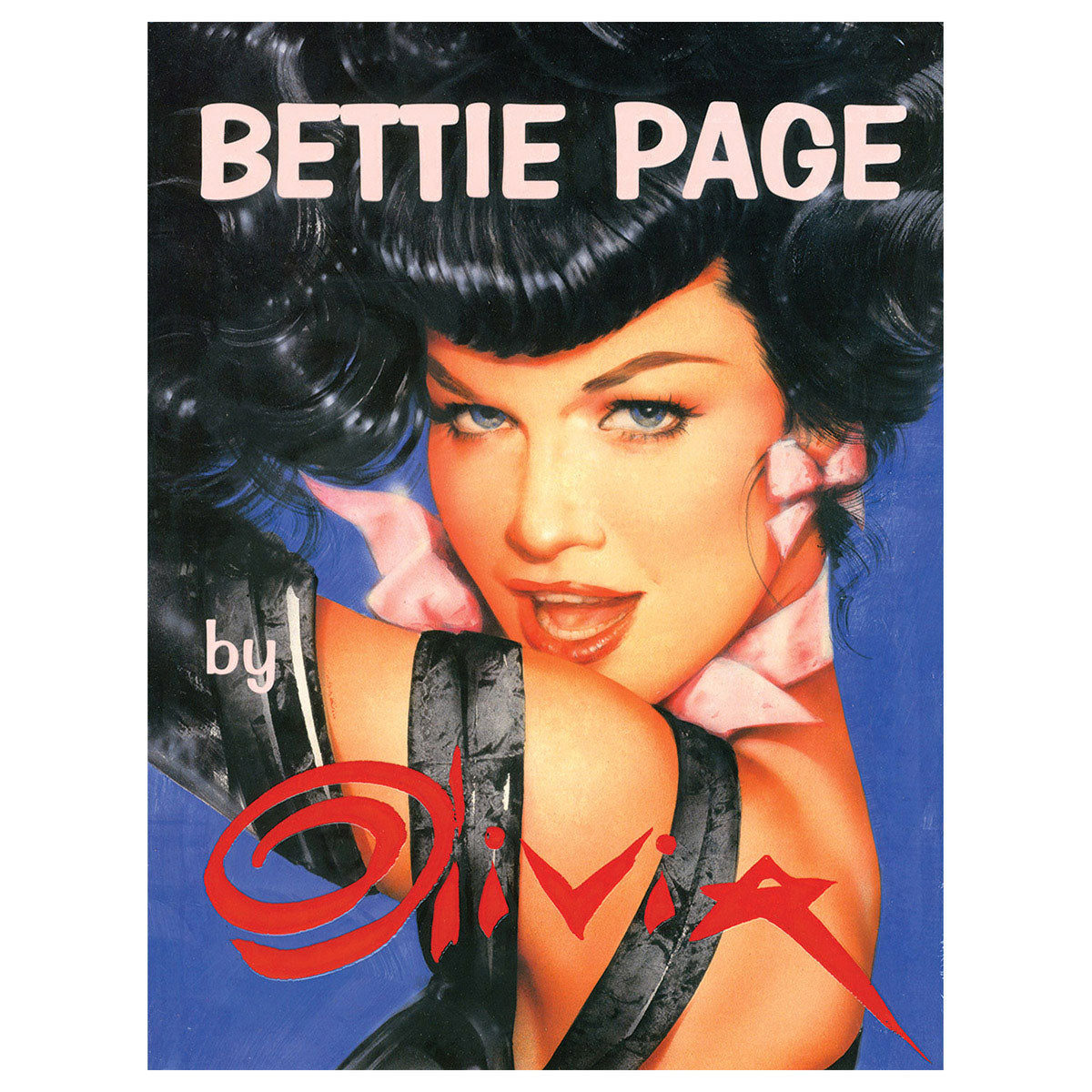 Bettie Page by Olivia -ozone Productions