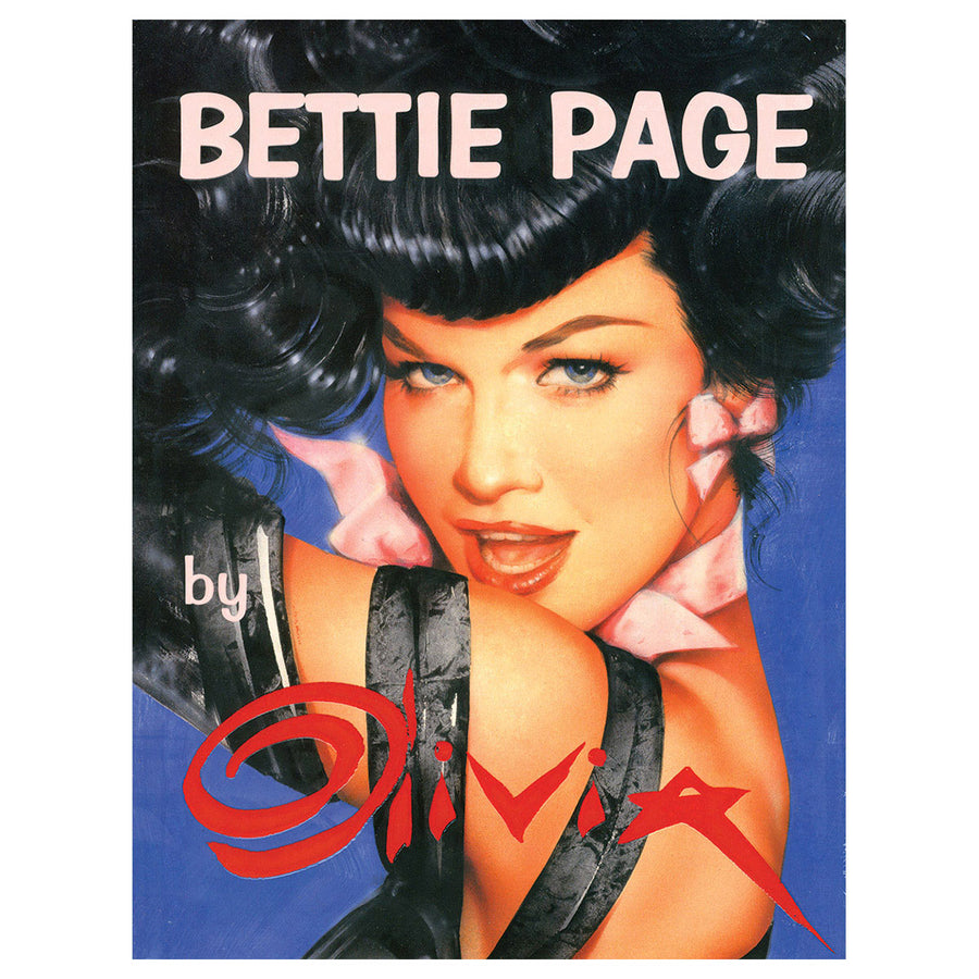 Bettie Page by Olivia - ozone Productions
