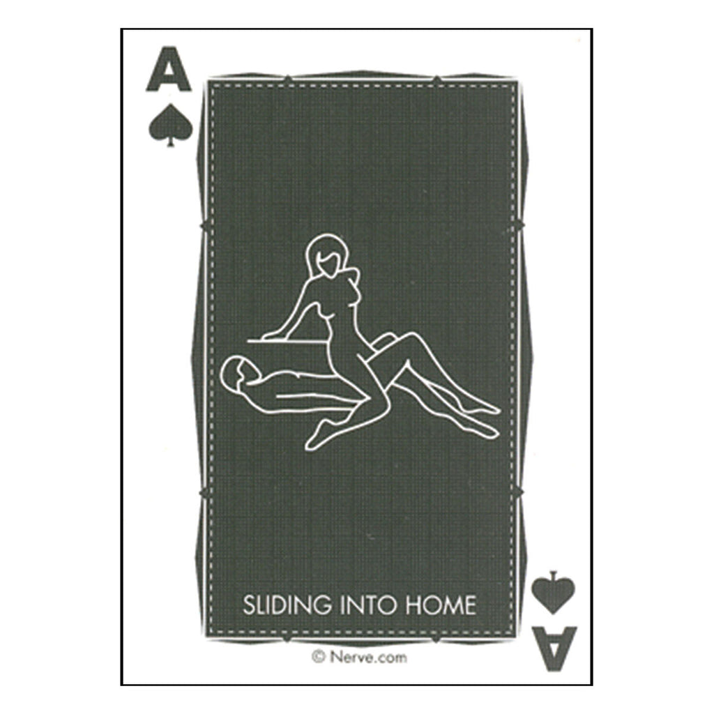 Nerve Position of the Day Playing Cards