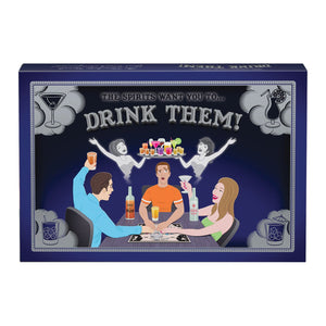 Kheper Games Spirits Want You to Drink Them