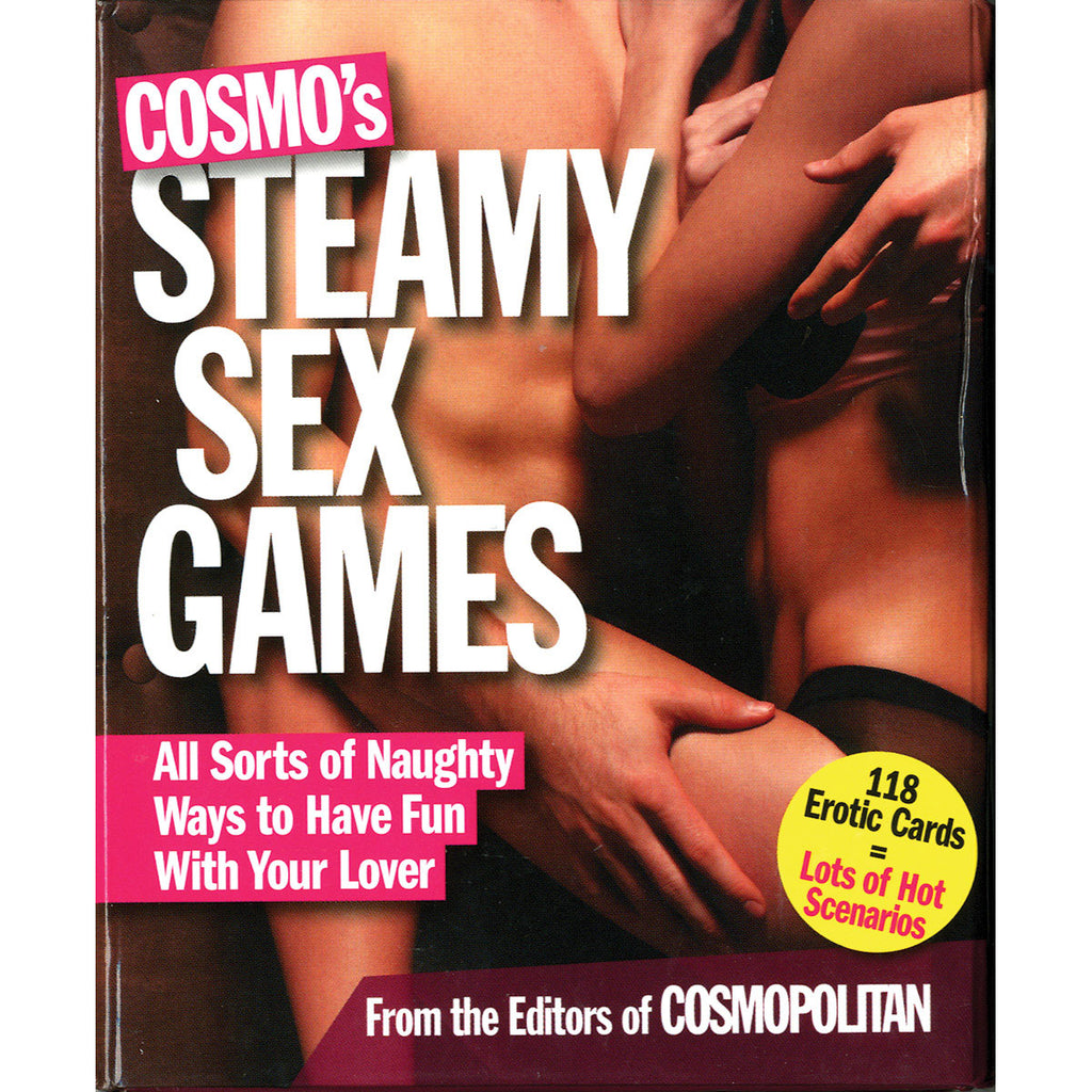 Hearst Books Cosmo's Steamy Sex Games - All Sorts of Naughty Ways to Have Fun With Your Lover