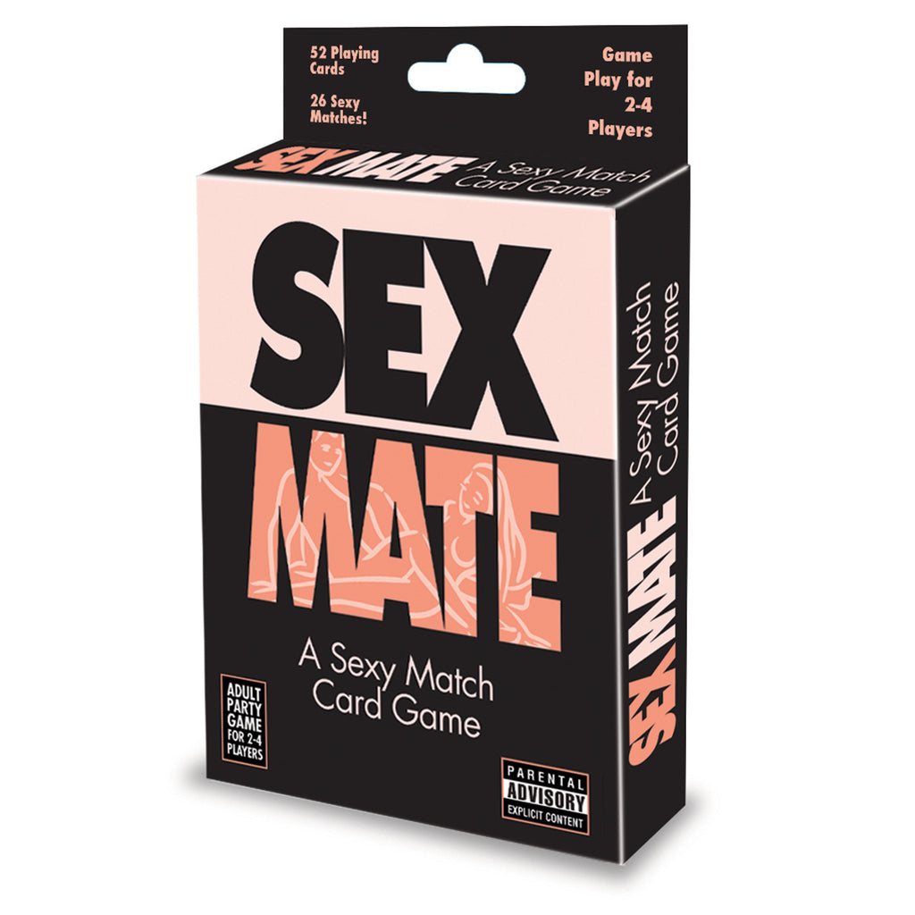 Little Genie Sex Mate Card Game