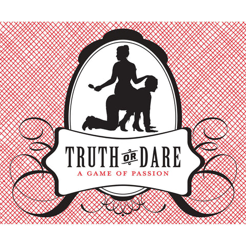 Truth or Dare: A Game of Passion - Hatchette Book Group