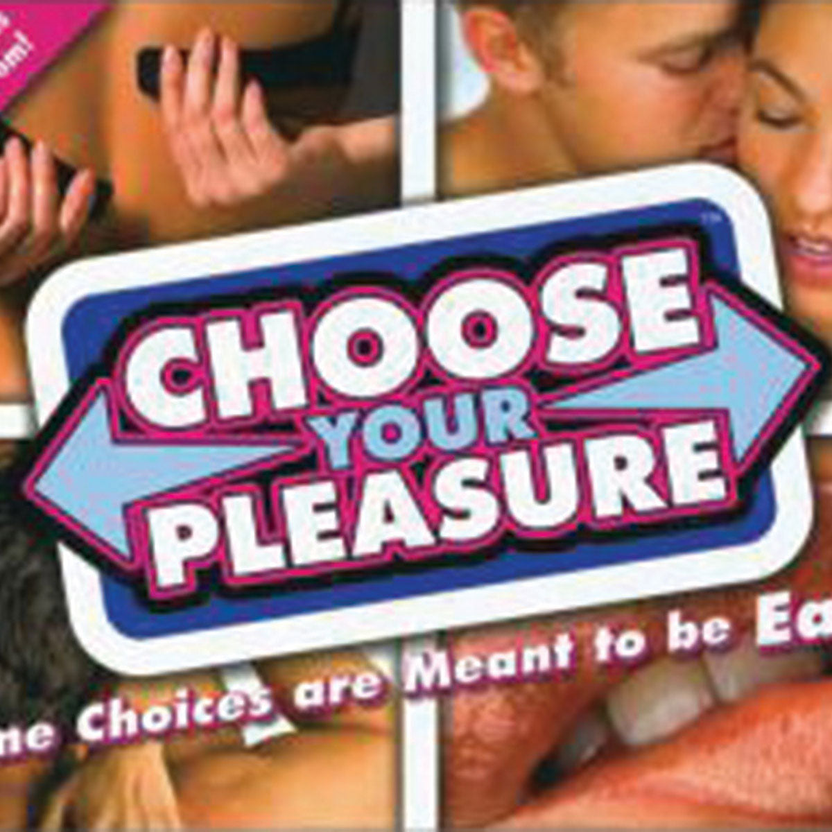 Little Genie Choose Your Pleasure Game - Some Choices Are Meant To Be Easy!