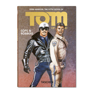 Little Book of Tom of Finland Cops & Robbers - Taschen