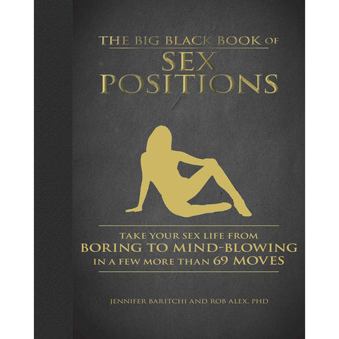 Big Black Book of Sex Positions - Simon & Schuster