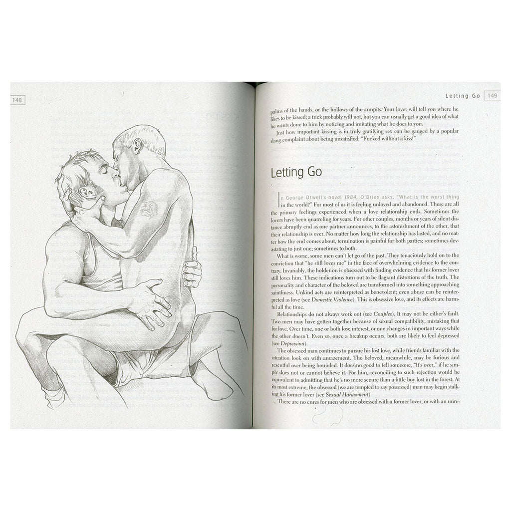 Joy of Gay Sex - The Bestselling Guide for Gay Men - Harper Collins