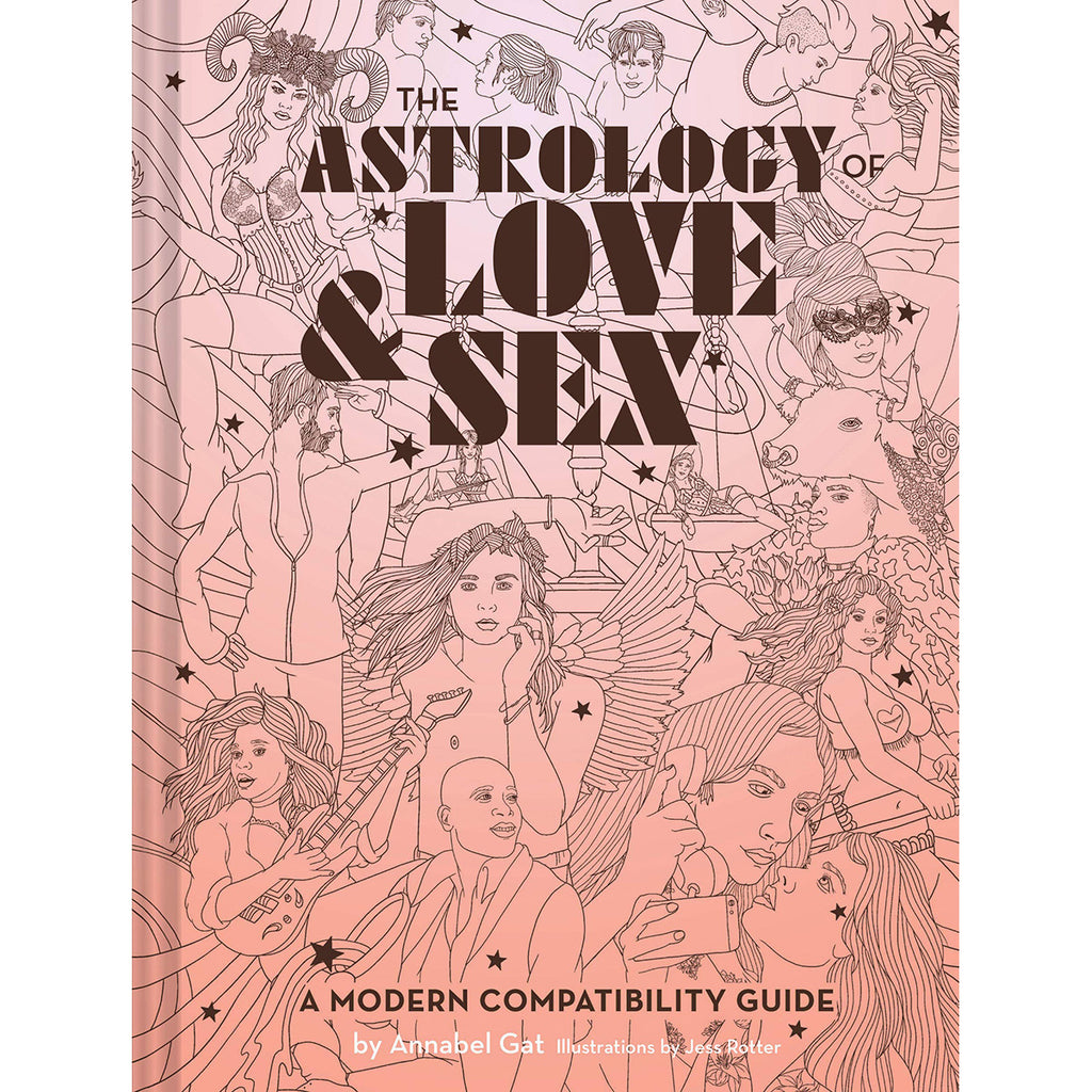 Astrology of Love & Sex - Hachette Book Group