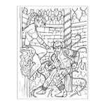 Load image into Gallery viewer, Fantasmic Coloring Book #NSFW - SheVibe