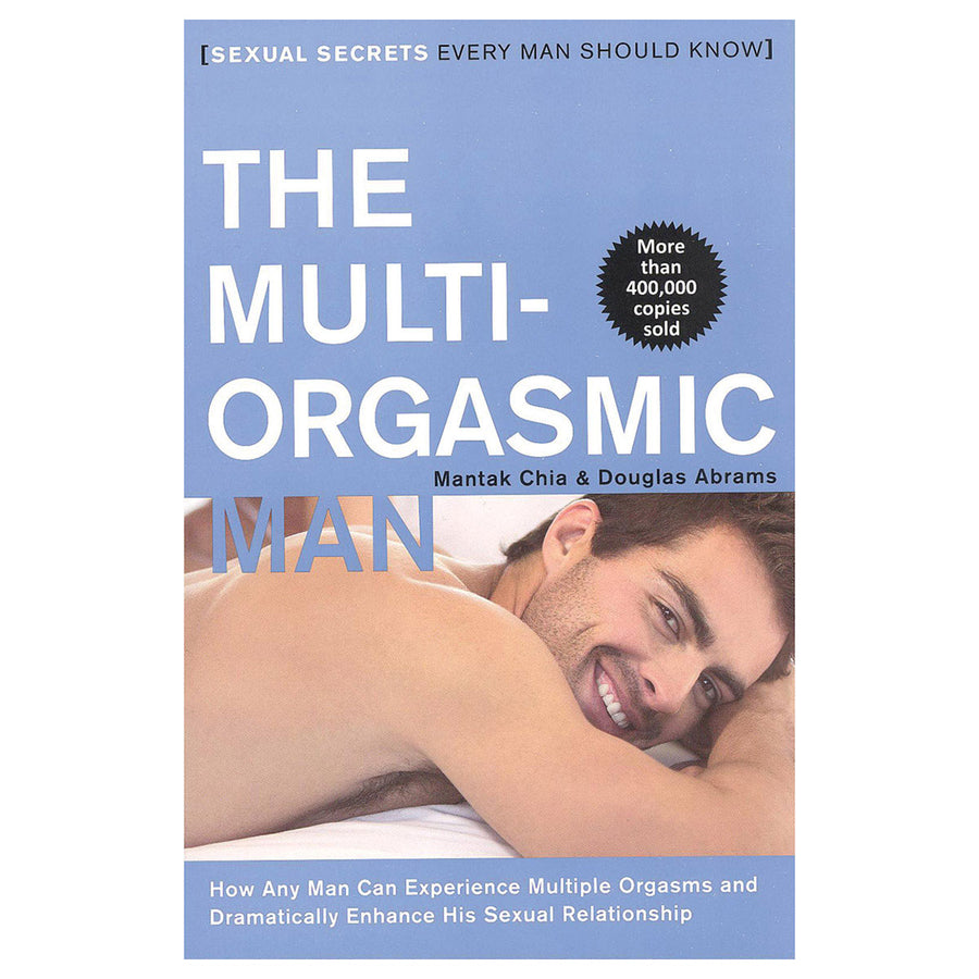 Multi-Orgasmic Man - HarperOne