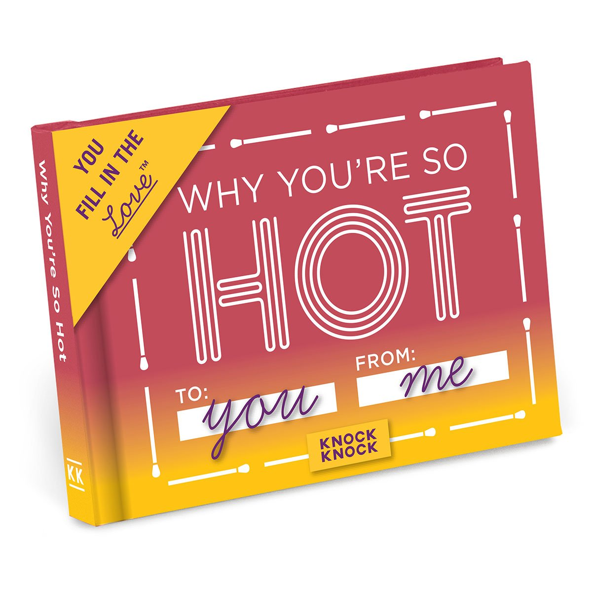 Why You're So Hot Activity Book Activity Book - Knock Knock