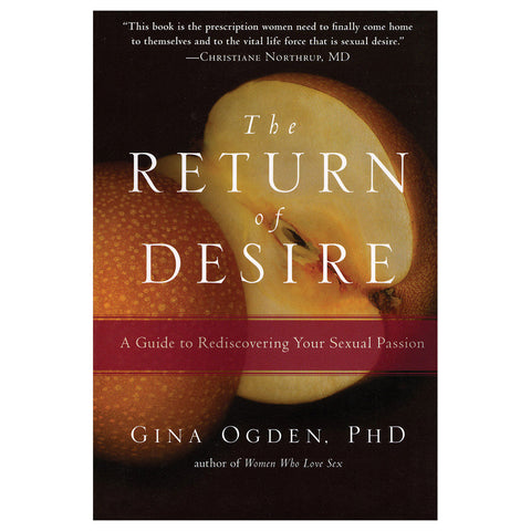Return of Desire - A Guide to Rediscovering Your Sexual Passion - Trumpeter Books