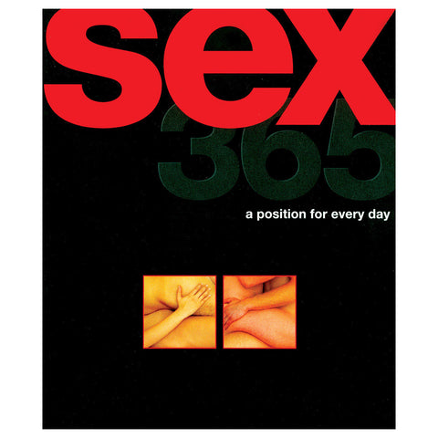 Sex 365 - A Position for Every Day - DK Publishing
