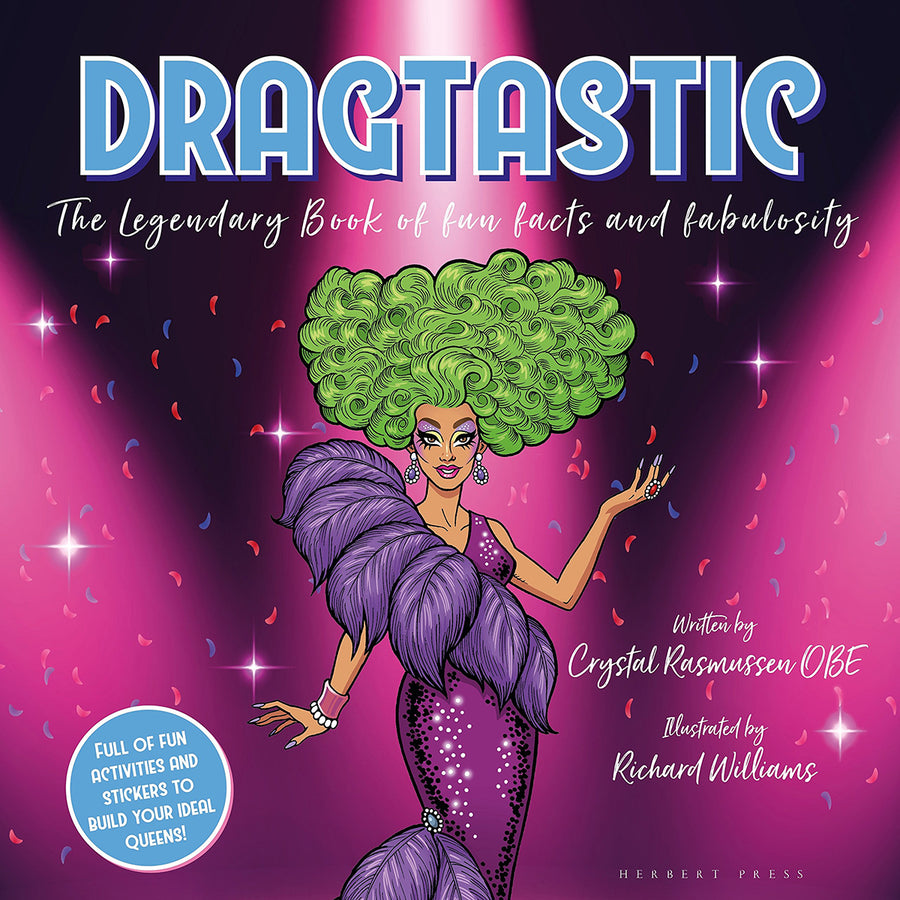 Dragtastic: Legendary Book of Fun, Facts & Fabulosity - MPS