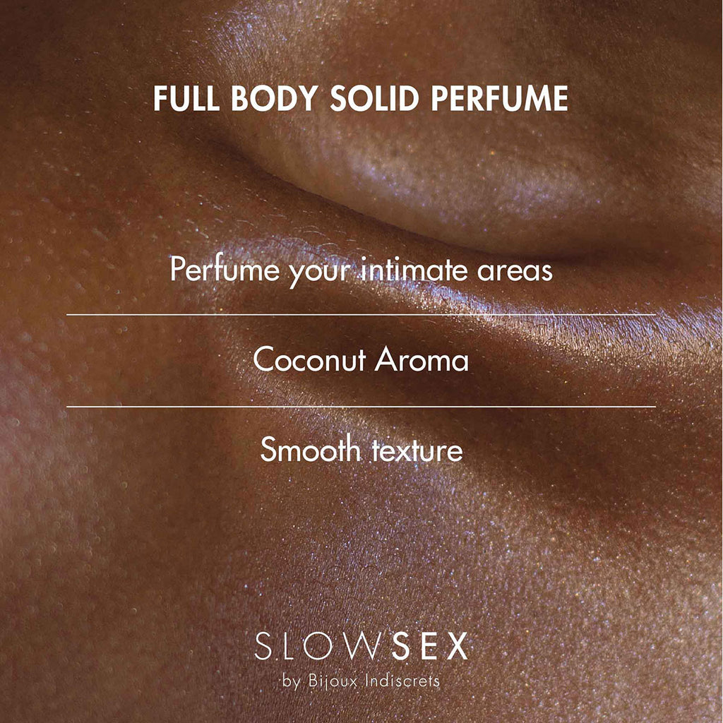 Bijoux Indiscrets Slow Sex Full Body Solid Perfume .28oz