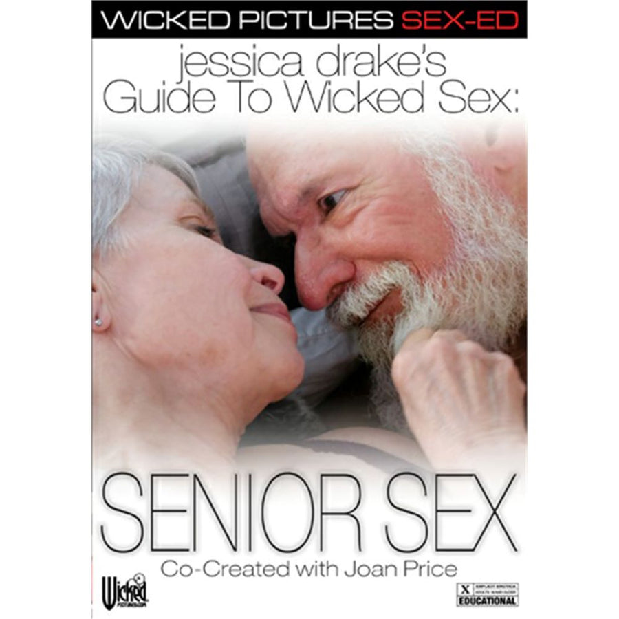 Jessica Drake's Senior Sex DVD - Wicked