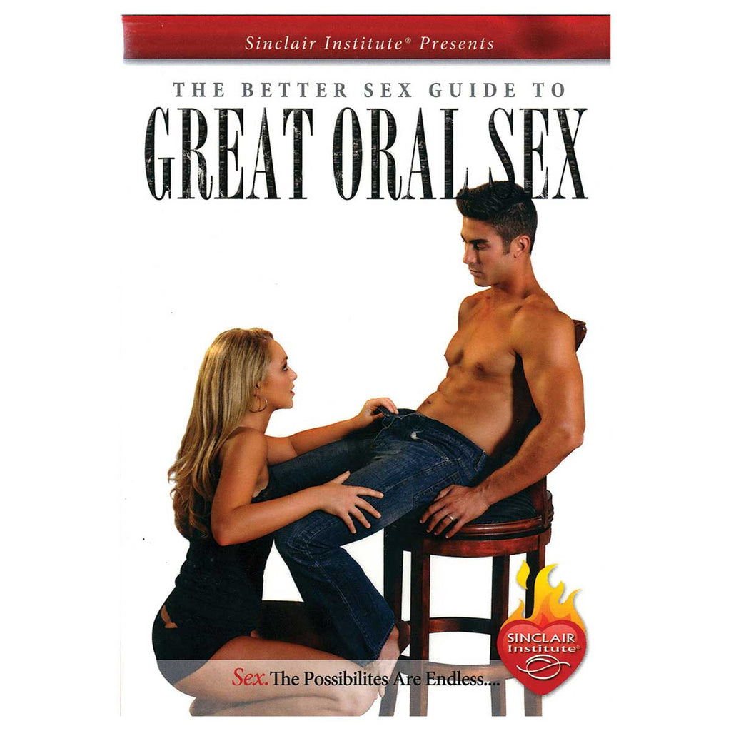 Better Sex Guide to Great Oral Sex - Sinclair Institute