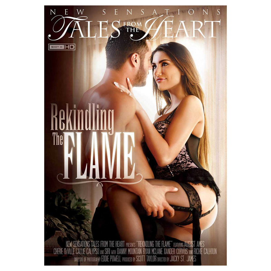 Tales from the Heart: Rekindling the Flame DVD - New Sensations