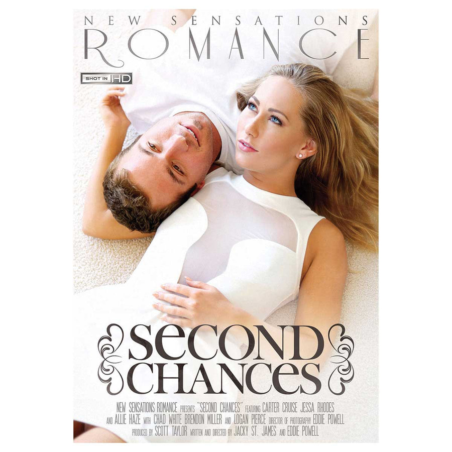 New Sensations Romance: Second Chances - New Sensations