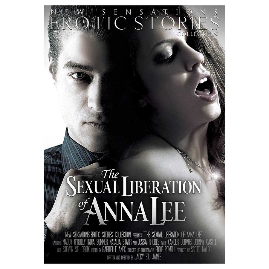 New Sensations Erotic Stories: Sexual Liberation of Anna Lee - New Sensations