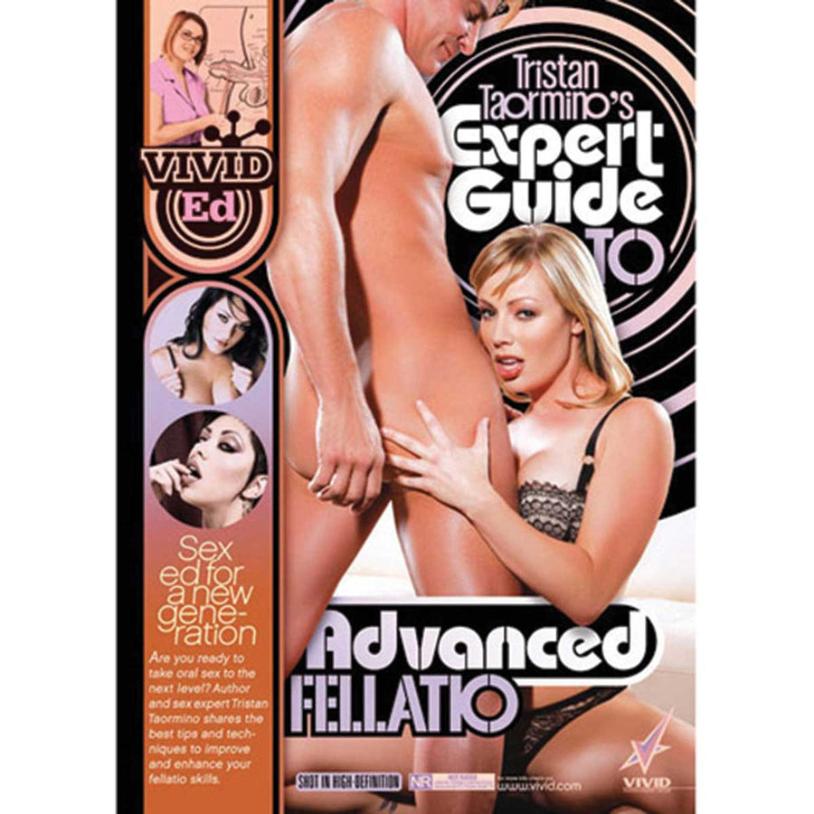 Tristan Taormino's Expert Guide to Advanced Fellatio - Vivid Ed