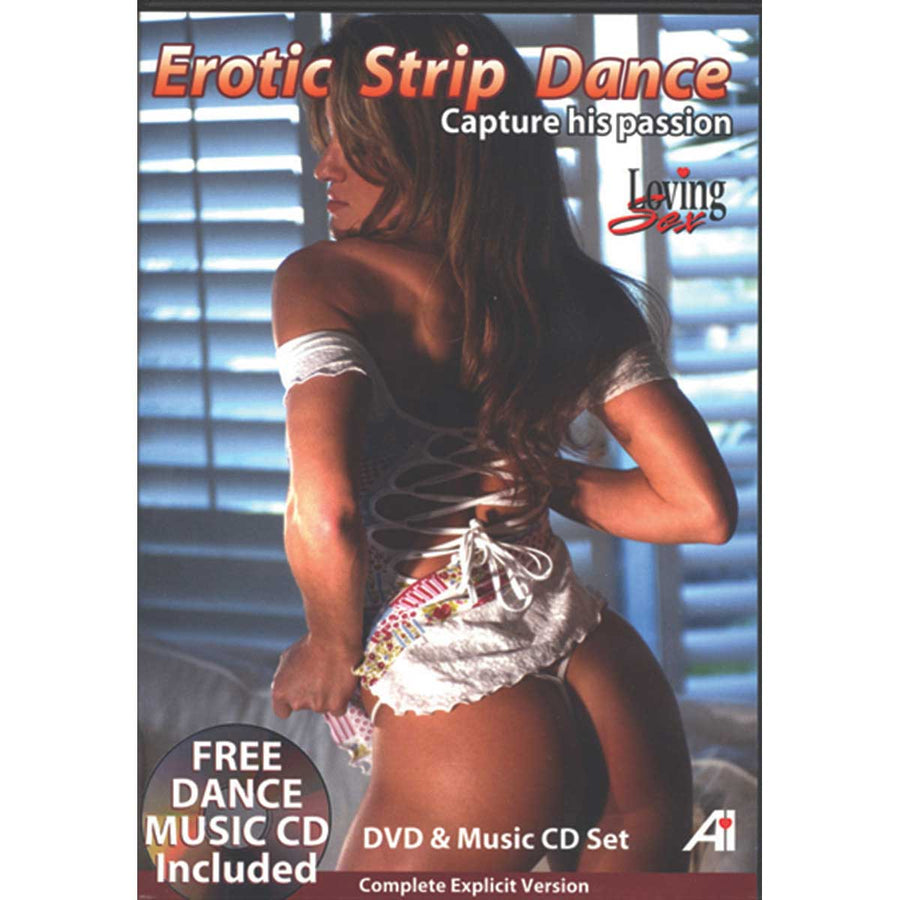 Erotic Strip Dance DVD & CD: Capture His Passion - Capture His Passion - Loving Sex