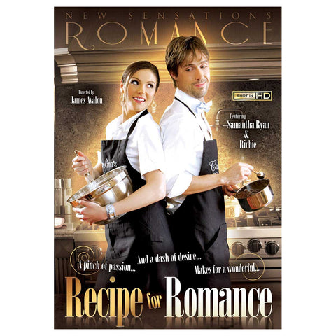 Recipe For Romance - New Sensations
