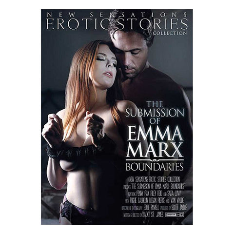 Submission of Emma Marx Boundaries DVD - New Sensations