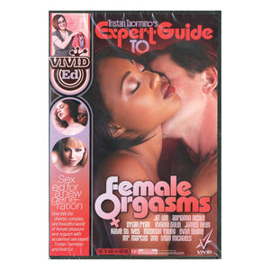 Tristan Taormino's Expert Guide to Female Orgasms - Vivid Ed