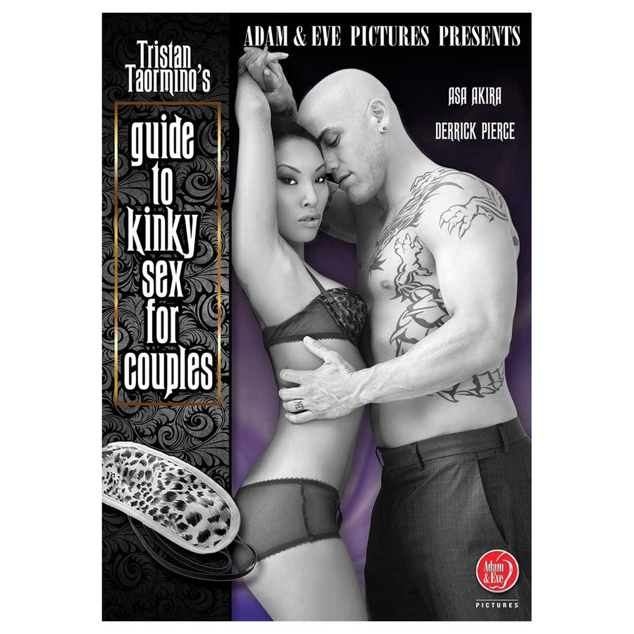 Tristan Taormino's Guide to Kinky Sex for Couples - Adam & Eve Pictures