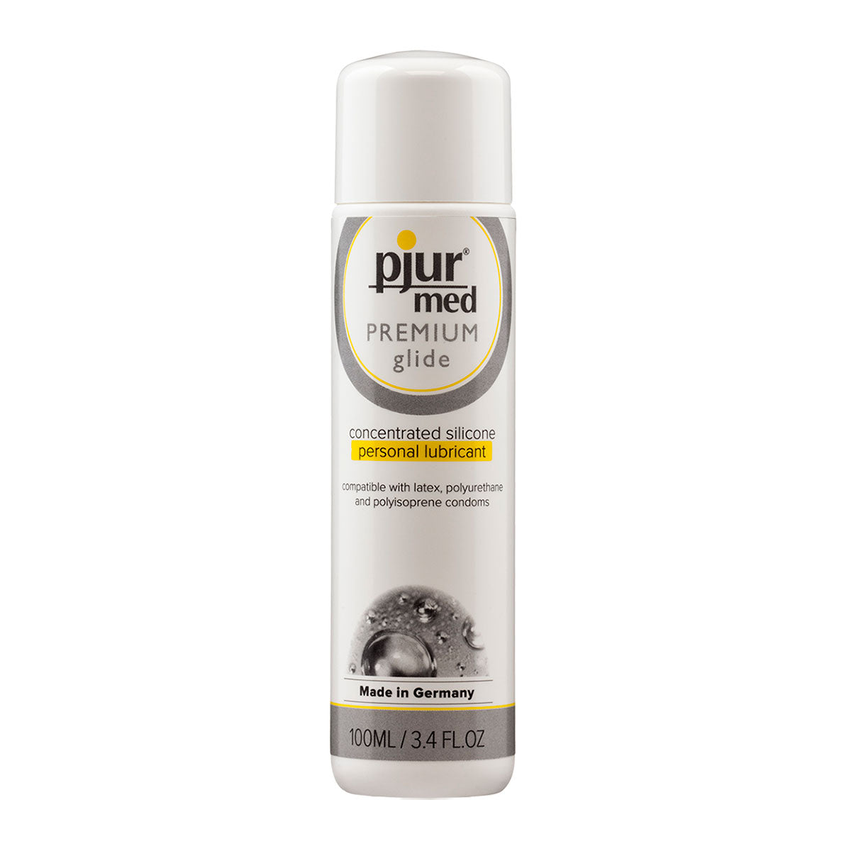 Pjur MED Premium Soft Silicone Personal Lubricant - 100ml