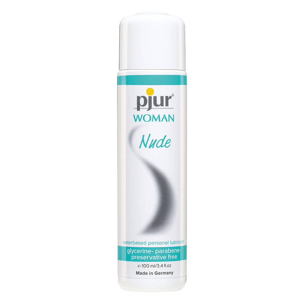 Pjur Woman Nude No-Additives Water-Based Personal Lubricant - 100ml