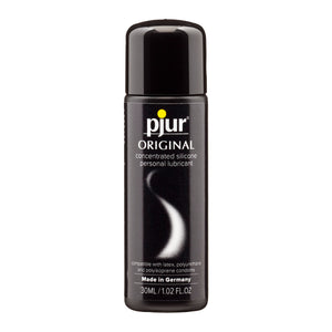 Pjur Original Super-Concentrated Silicone Personal Lubricant 30ml