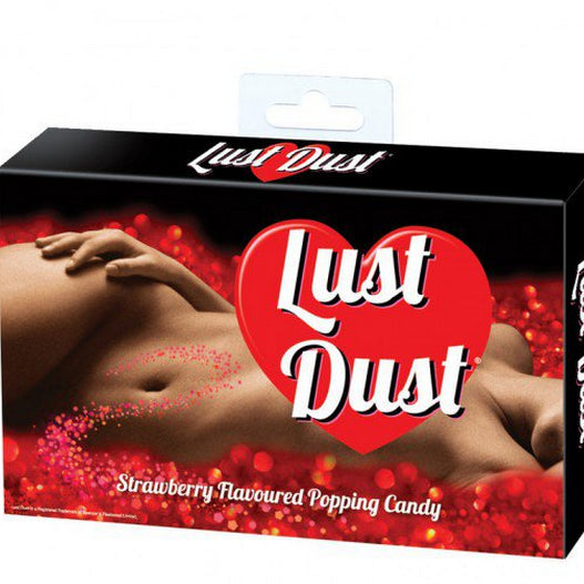 Spencer & Fleetwood Lust Dust - Oral Sex Candy