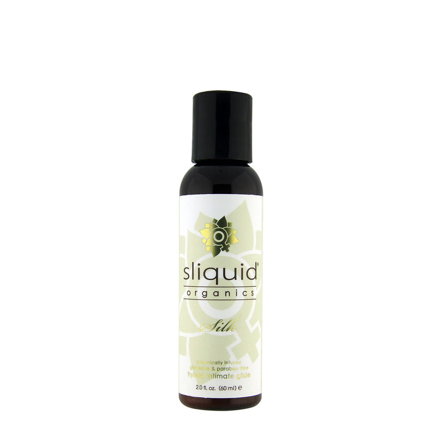 Sliquid Organics Silk Organic Lube - 2 oz