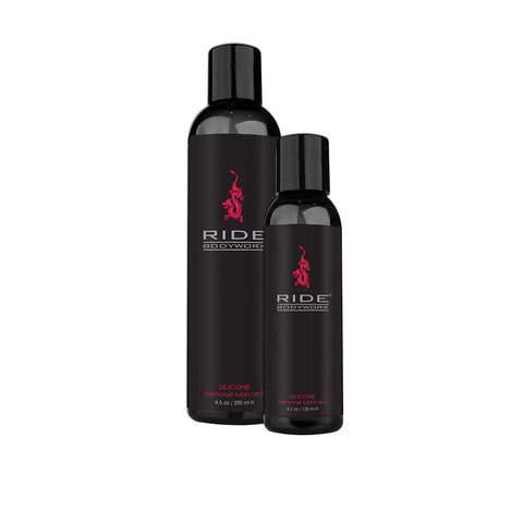 Sliquid Ride BodyWorx Silicone-Based Lube - 8.5oz