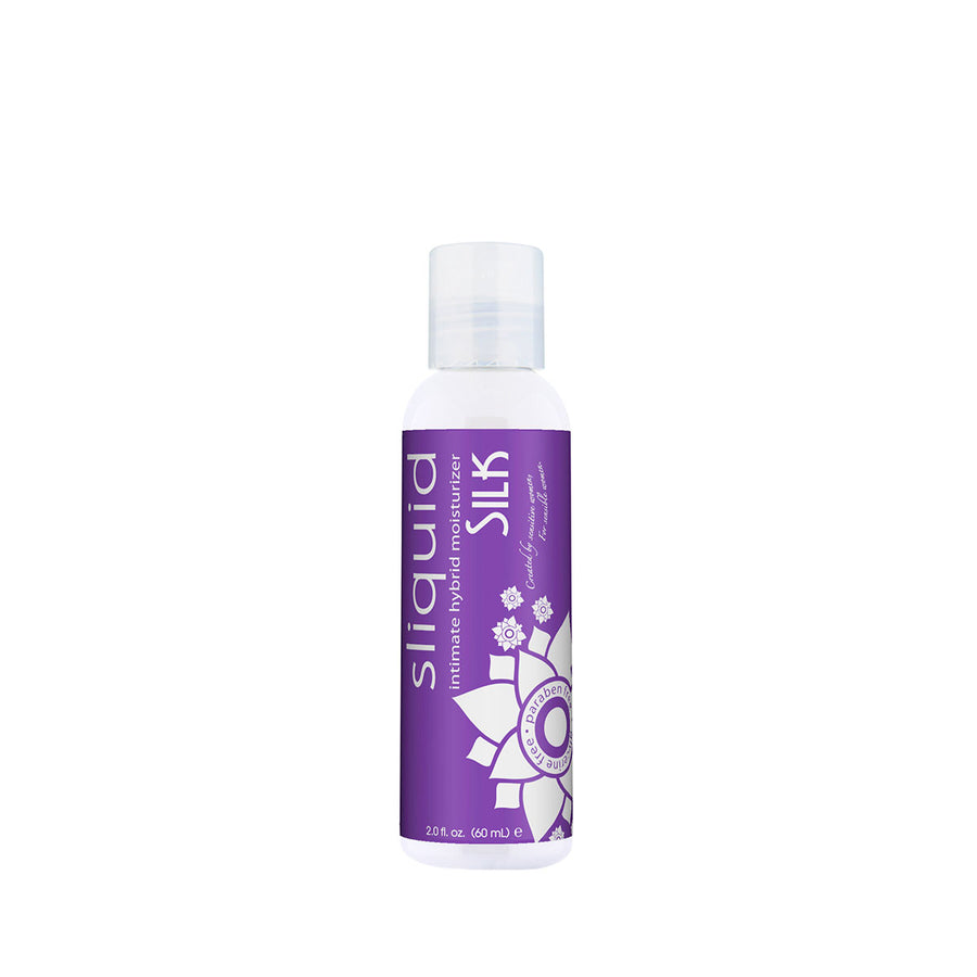Sliquid Silk Hybrid Lube - 2 oz