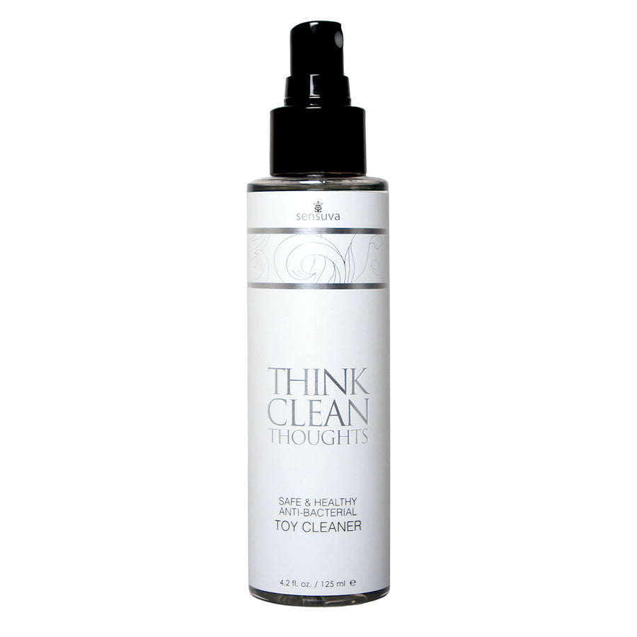 Sensuva Think Clean Thoughts Toy Cleaner 4.2 oz