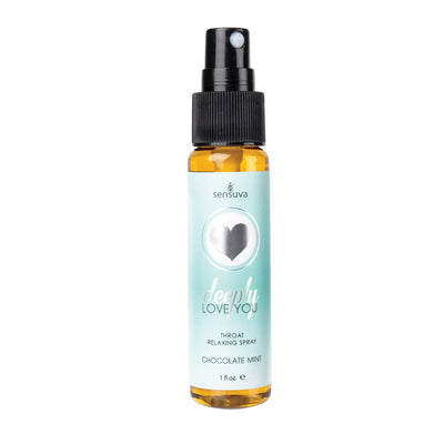 Sensuva Deeply Love You Throat Relaxer 1 oz