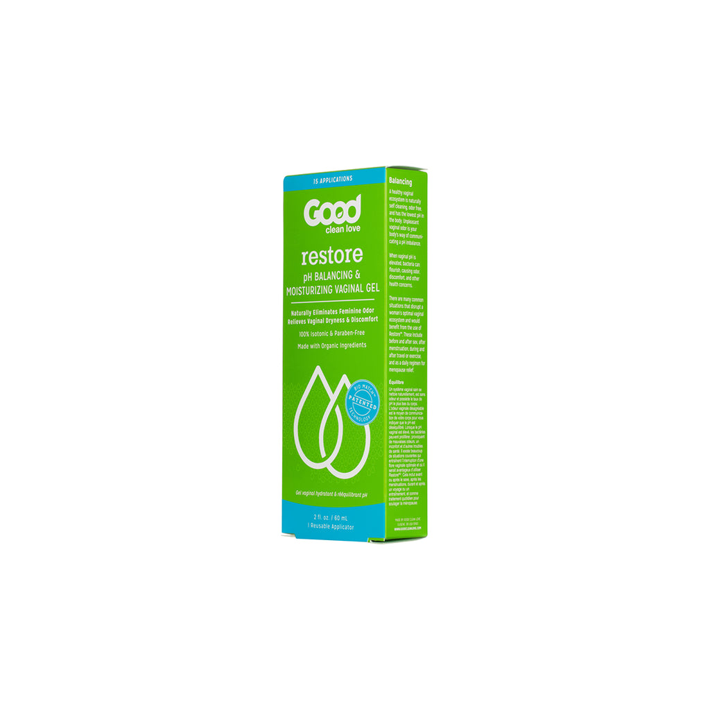 Good Clean Love Restore 2oz Moisturizing Lubricant