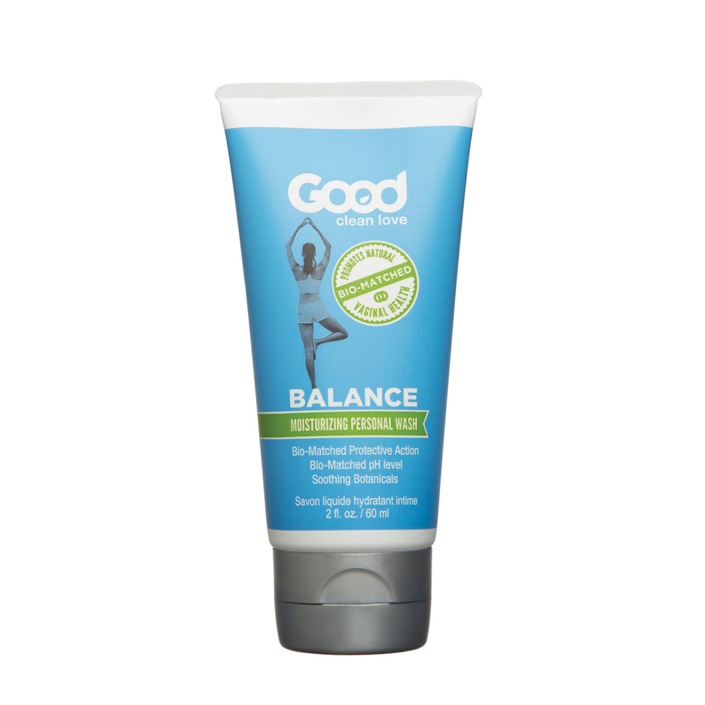 Good Clean Love Balance 2oz Moisturizing Wash