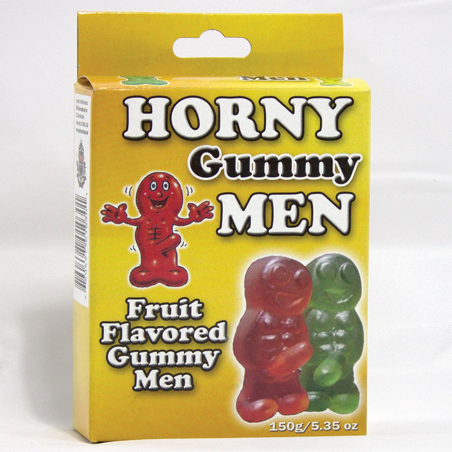 OMG Horny Gummy Men