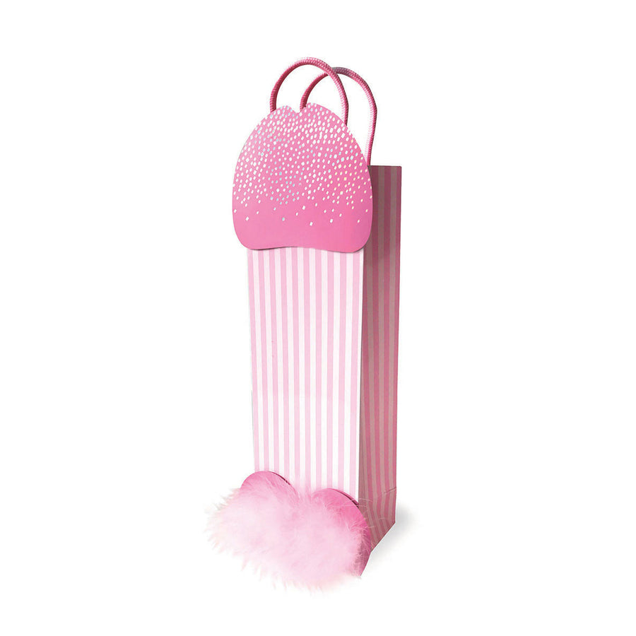 Little Genie Penis Pink Gift Bag