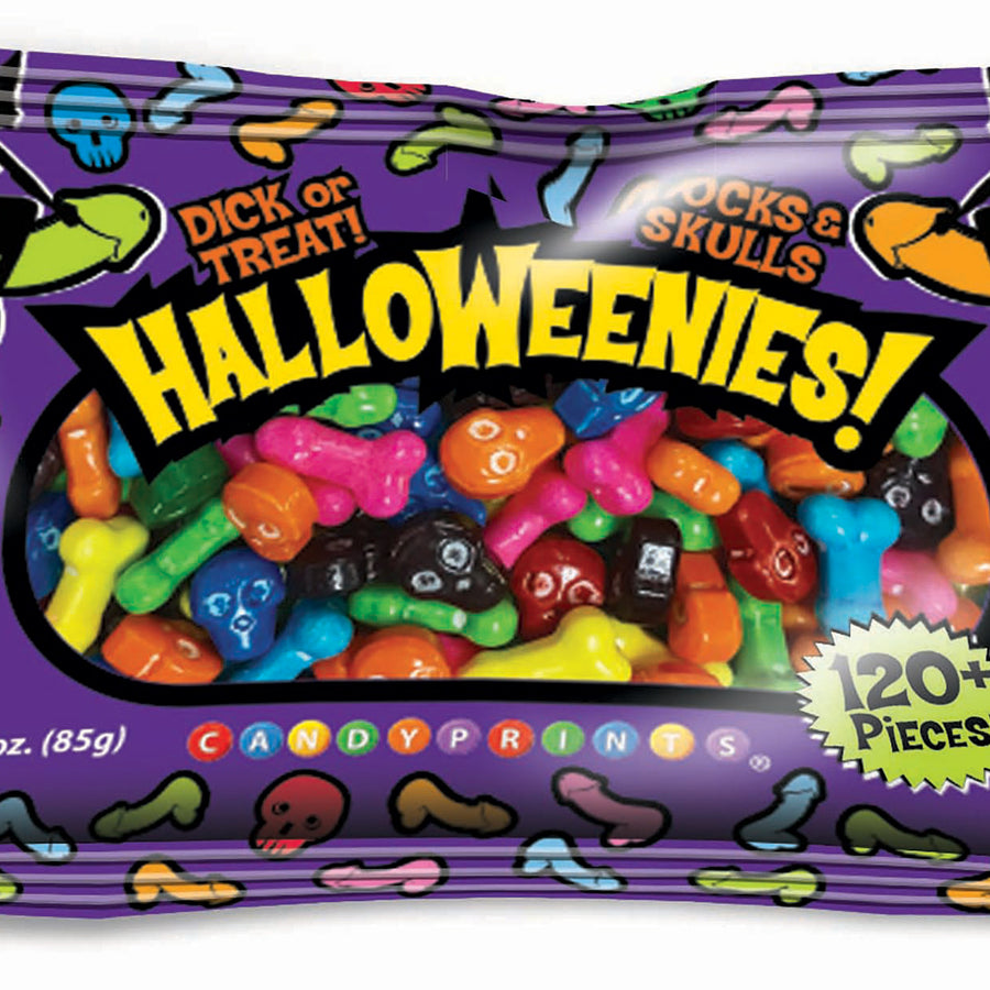 Candyprints Halloweenies 3oz Bag