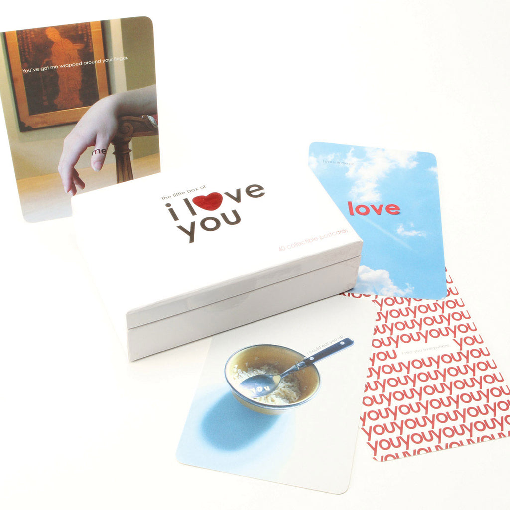 Chronicle Books Little Box of I Love You