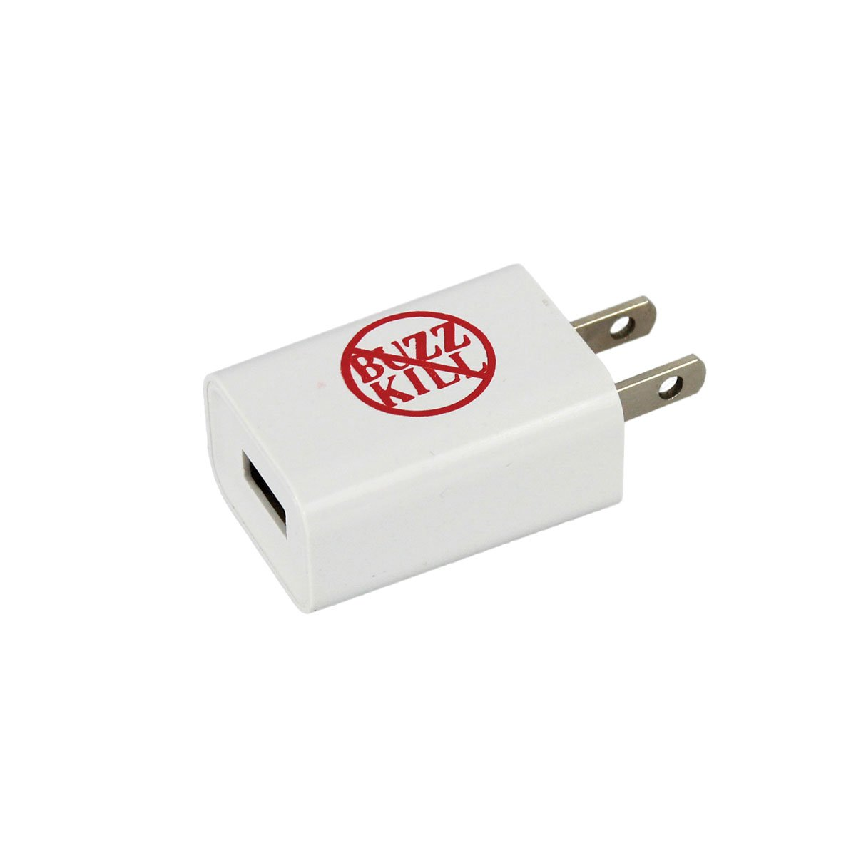 Buzz Kill USB Charger Plug