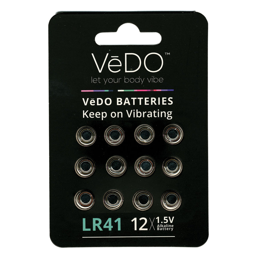 VeDO LR41 Batteries