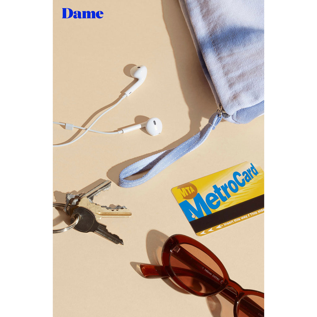 Dame Products Stash Pouch