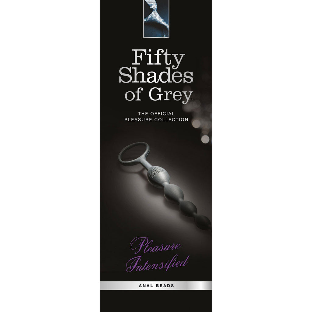 Fifty Shades Pleasure Intensified Anal Beads